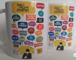Caneca How I Met Your Mother - Mod.10