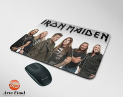 Mouse Pad Personalizado Iron Maiden