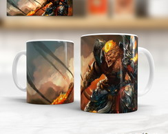 Caneca - League of Legends - Mod.: 03