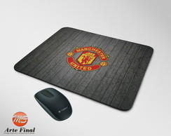 Mouse Pad Personalizad Manchester United