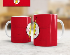 Caneca - The Flash - Mod.: 01