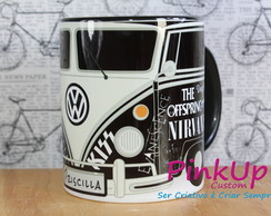 Caneca Personalizada - Kombi do Rock