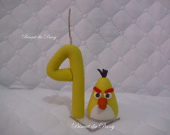 Topinho do angry bird