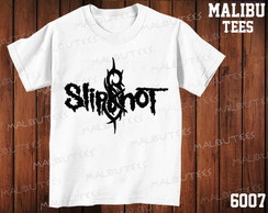 Camiseta Slipknot Rock Bandas Cantor