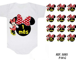 Kit Body Mesversario - Mickey / Minnie