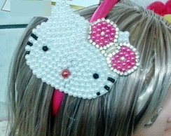 Tiara arco da Hello kitty