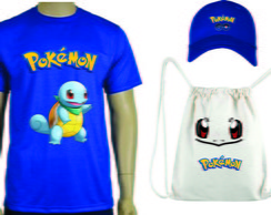 Kit Presente Pokemon SQ