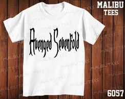 Camiseta Avenged Sevenfold Banda Rock