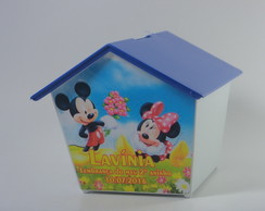 Casinhas - Mickey e Minnie