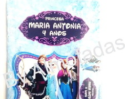 Kit de Colorir Frozen Canetinha