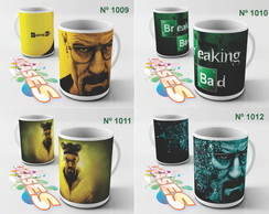 Caneca Breaking Bad Walter Heisenberg
