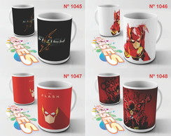 Caneca Flash Barry Allen Serie Filme