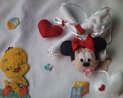 MÓBILE PERSONAGEM MINNIE