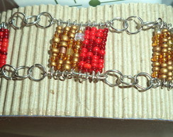 Pulseira Bracelete Indian