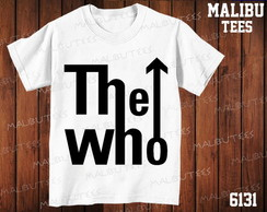Camiseta The Who Rock Banda Cantor
