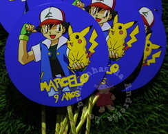 Topper centro de mesa POKEMON