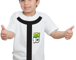 Camiseta Ben10 Customizada