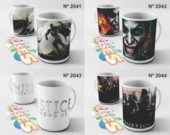 Caneca Injustice God among Us Coringa