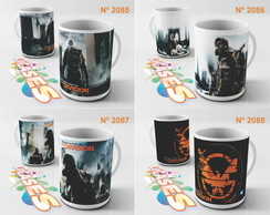 Caneca Tom Clancys The Division Game