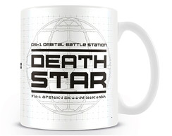 Caneca Star Wars Rogue One Death Star