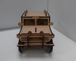 Jeep Madeira Mdf 3mm
