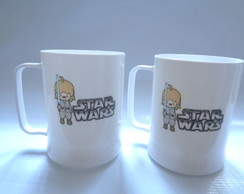 Caneca Star Wars Lucky Skywalker