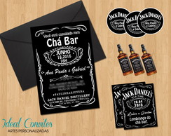 Kit Chá Bar - Jack Daniels
