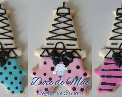 Biscoito Decorado Paris