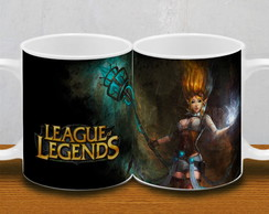 CANECA LEAGUE OF LEGENDS 11