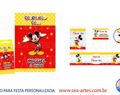 Kit Mickey Mouse