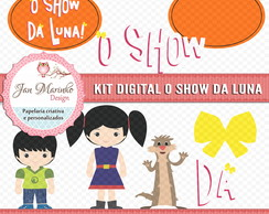 Kit Digital O Show da Luna