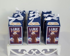 CAIXA MINI MILK STAR WARS PET