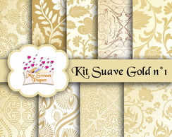 Papel Digital Suave Gold n°1