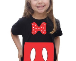 Camiseta Mickey Customizada
