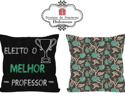Almofada Dia do Professor