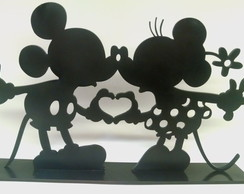 Enfeite casal da Disney mickey e Minnie