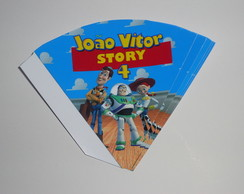 Cone para doces Toy Story