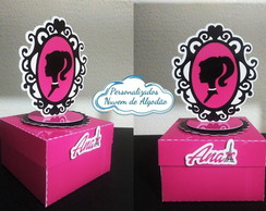 Caixa 8x8 - Barbie Paris