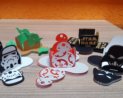 Kit Forminha Star Wars