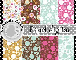 Papel digital -Sweet Candy Cod. 9