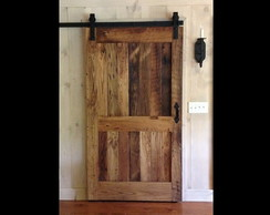 Porta celeiro / barn door