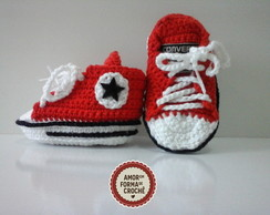 All Star Converse de Crochê