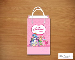 Sacolinha Personalizada My Little Pony