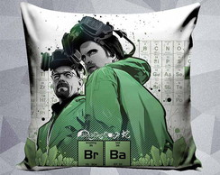 Almofada Breaking Bad Lets Cook