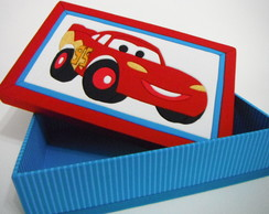 CAIXA PARA CARRINHOS HOT WHEELS