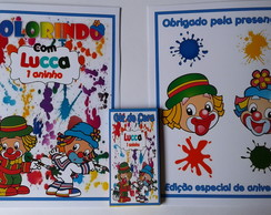 Kit Colorir Patati Patata