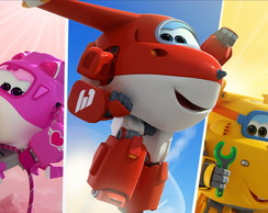 Painel Super Wings G - Frete Grátis