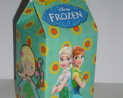 Caixa Milk Estampada Frozen Febre Fever