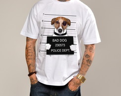 Camiseta tradicional Bad Dog
