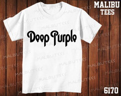 Camiseta Deep purple rock banda cantor